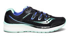 Saucony Triumph ISO 4 Black/Violet  Running Shoes. Womens Sizes: 7,8,9,10 $97.99 USD on eBay