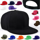 Baseball Cap With Classic Adjustable Fastner Boys Mens Ladies Sun Summer Hat LOT
