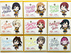 Love Live! Nijigasaki High School Mini Art Panel SEGA Amusement arcade Limited
