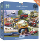 GIBSON GAMES 1000 Piece Jigsaw Puzzle Stay Home Create Educate