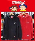 [PEKO-CHAN] PEKO MILKY HATSON Long Sleeves Zip-up Hoodie Shirt - Free Ship