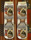 Albert Sidney Johnston American Civil War/War Between the States crew socks