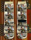 Joshua Chamberlain American Civil War/War Between the States crew socks