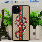 New Case Guccy48r for iPhone 6 6s 7 8 X XR XS 11 Pro Max/Samsung Galaxy S20Snake