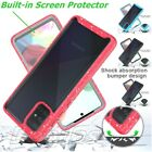 Full Body Protective Case With Built-in Screen Protector For Samsung Galaxy UK