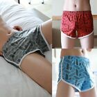 High Quality Mens Boxer Shorts Loose Fit Underwear Home Underpants