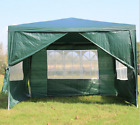 3x3m 3x4m 3x6m Gazebo Waterproof Garden Outdoor Marquee Canopy Tent with 4 Sides
