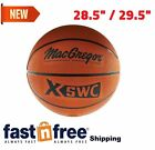 "MacGregor Rubber Street Basketball Official Size 28.5""/29.5 In/Outdoor Play Hoop"