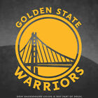 """Golden State Warriors New 2019 Logo Vinyl Decal Sticker 4"""" and Up, 30+ Colors! on eBay"""
