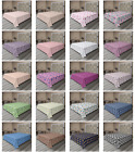 Ambesonne Abstract Symbol Flat Sheet Top Sheet Decorative Bedding 6 Sizes