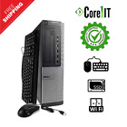 Dell Quad Core I7  Desktop Computer Pc 32gb Ram 1tb Ssd 4tb  Sata Hdd Windows 10