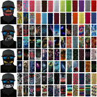 Men Women Tube Magic Scarf Head Face Mask Neck Collar Bandana Cap Balaclava Lot
