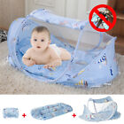 Foldable Baby Mosquito Net Tent Crib Newborn Instant Mattress Pillow Bed Canopy  image