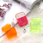 Accessories Shockproof for Apple AirPods Transparent Hard PC Case Cover