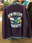 Official NBA New Orleans Hornets JH Design POLY TWILL JACKET on eBay