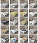 Ambesonne Compass Flat Sheet Top Sheet Decorative Bedding 6 Sizes