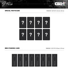 STRAY KIDS - 1ST ALBUM GO生 LIMITED VER. SPECIAL PHOTOCARD & MINI STANDING CARD