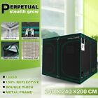 Mars Hydro Grow Tent Kits Hydroponic 1680D Oxford Reflective Indoor Plants Room