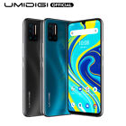 "Umidigi A7 Pro 4gb + 64gb /128gb 6.3"" Dual Sim Unlocked Cell Phone Android 10"