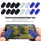 2/10pcs Mobile Game Sleeve Smart Touch Screen Finger Sleeve Game Gloves