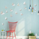 12 Pcs 3d Hollow Wall Stickers Butterfly Fridge For Home Decoration Hot Sale Ne!