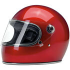 Full-Face Gringo S Glossy Red Biltwell Protection