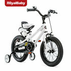 RoyalBaby Kids Bike Boys Girls Freestyle Bicycle 14 inch with Training Wheels