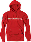 Official Honda Racing Red Hoodie Sweatshirt - All Sizes