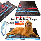 Waterproof Dog Bed Heavy Duty Cover Washable Puppy Pet Cushion Mattress SOFT