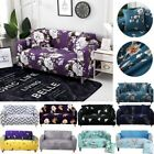 1 2 3 4 Seater Stretch Chair Sofa Covers Couch Flower Moon Slipcover Protector