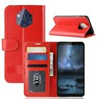 Folio Case Case Cover Quality Leather PU Leather Case For Nokia 9 Pureview