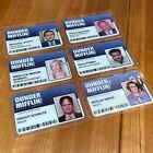 The Office Dunder Mifflin Inspired ID Badge Your Choice Cosplay Identity Prop