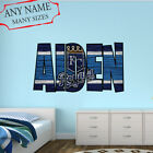 Kansas City Royals Wall Decal Art Custom Name Sticker Baseball Kids Mural NL52 on Ebay
