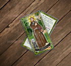 Saint Francis of Assisi laminated Catholic Holy Prayer Card. Patron of animals