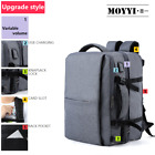 Laptop Backpack Men Male Business Notebook Waterproof Oxford Multi-layer