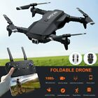 Foldable Pro RC Drone Quadcopter 4K HD Camera FPV WIFI Video Selfie Aircraft USA