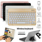 "Slim Universal Wireless Keyboard Keypad For For iPad 7th Generation 10.2"" 2019"