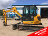 More images of 2017 JCB 85Z-1 ECO 8 Ton Mini Digger - 8 Ton Excavator