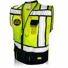 KwikSafety SPECIALIST | ANSI Class 2 Fishbone Safety Vest (Old Sizing)