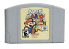 Zelda Conker's Paper Mario Party 007 Donkey Kong 64 N64 Game Cartridges
