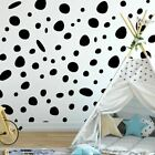 Dalmation Spots Dot Wall Sticker Pack Decal Child Kids Vinyl Decor Nursery Home