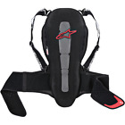 Alpinestars Black Red Nucleon KR-2 CE Certified Back Protector New