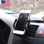 Car Air Vent Mount Clip Holder Stand Bracket Universal For Cell Phone Samsung LG