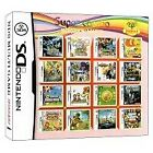 All in one Games Cards Cartridge Video Game Cart Fit DS NDS NDSL NDSi 2DS 3DS