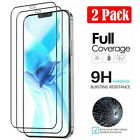 For iPhone 12 Pro/12 Mini/12 Pro Max Full Cover Tempered Glass Screen Protector