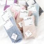 5 Pack Women Wool Angora Socks Casual Multicolor Warm Thick Sport Crew Boot SALE