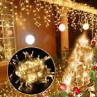 Waterproof Light Outdoor 5M Christmas Droop 0.4-0.6 m Led Curtain Icicle String
