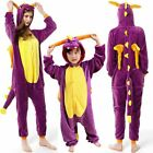 Adult Pajamas Anime Hot Unisex Dragon New Christmas Gifts Cosplay Fancy Dress