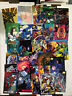 29 Marvel & Other Superhero Trading Cards - Spiderman, Captain America, Wolverin