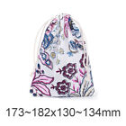 50x Nature Theme Jewelry Packing Bags Drawstring Gift Pouch Party Wedding Favors